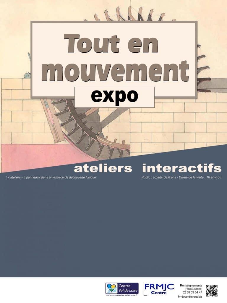 Expo tout en mouvement
