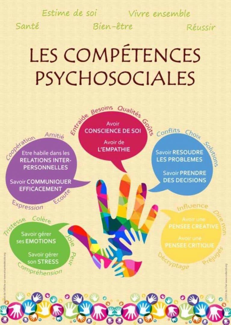 Compétence psychosociales
